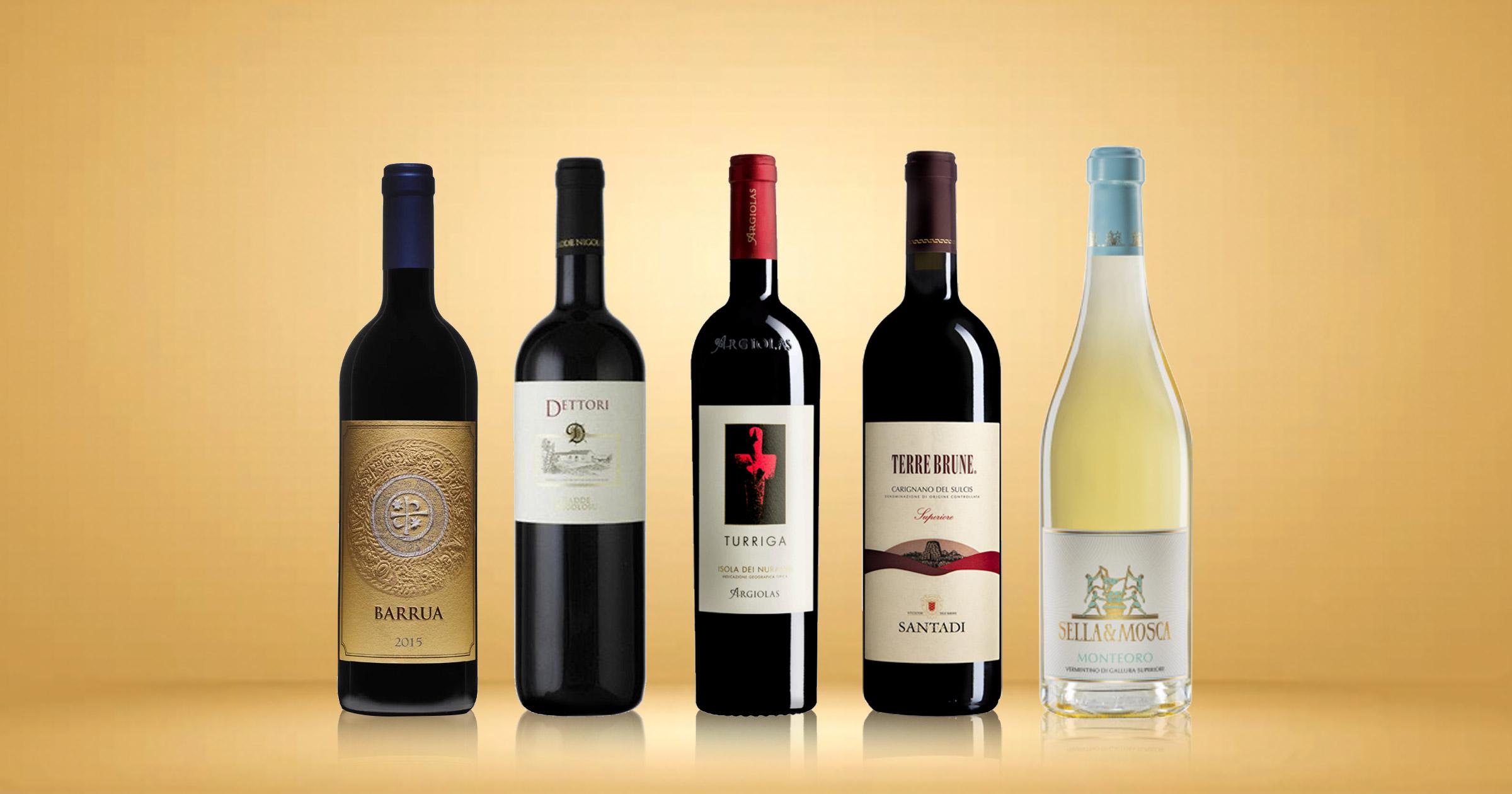 Sardinian Top Wines