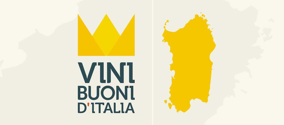 Vini buoni d'Italia vini sardi premiati 2022