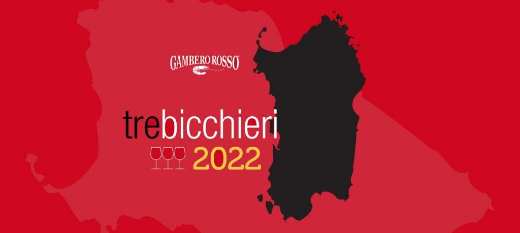 Gambero Rosso Tre Bicchieri Sardegna 2022