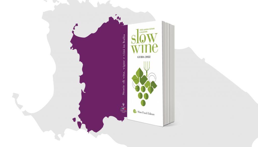 Vini Sardi premiati da Slow Wine 2022